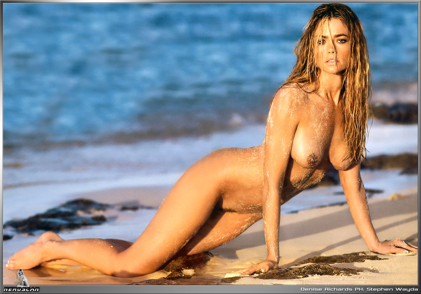Домашнее порно denise richards